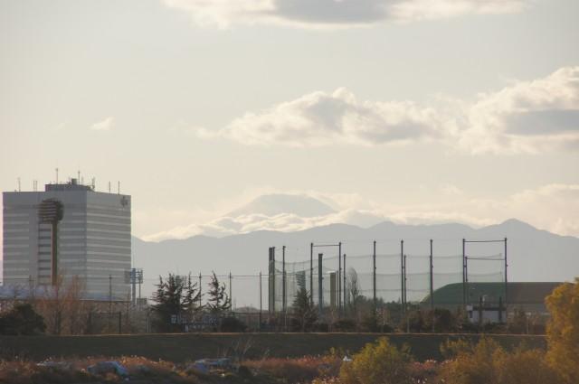 2012年の富士山1枚目