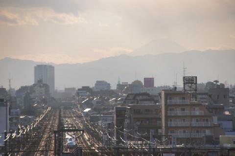 相生坂からの眺め