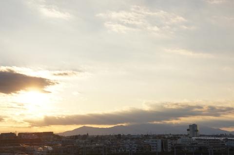 見えない富士山