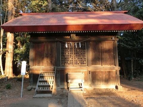 北野天神社 諸神宮