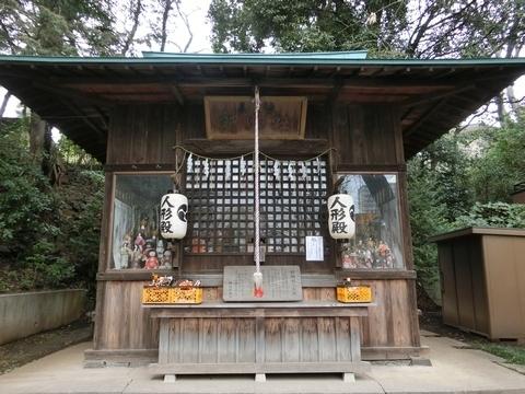 所澤神明社人形殿