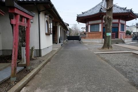 新光寺東川