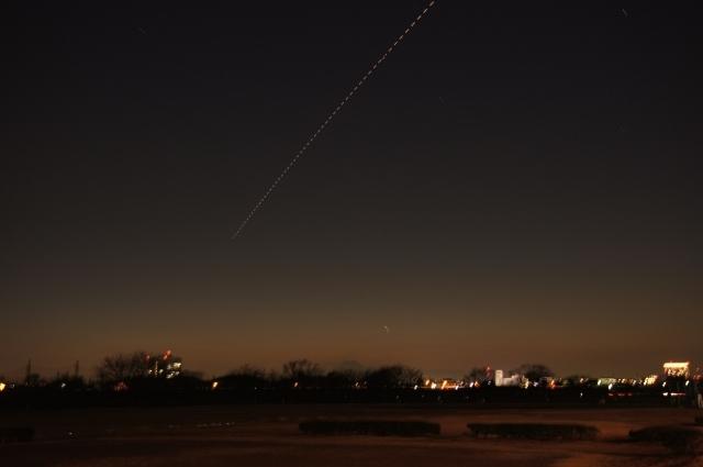 国際宇宙ステーション(ISS)