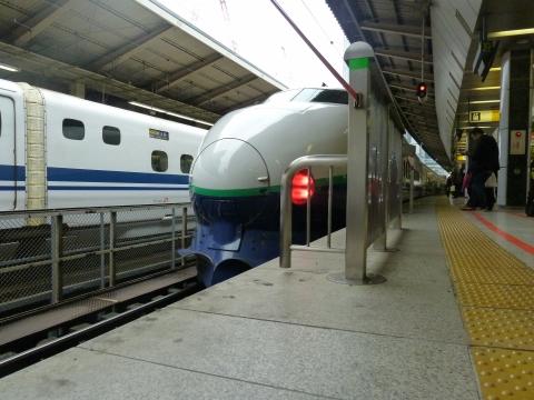 悠真撮影・200系新幹線