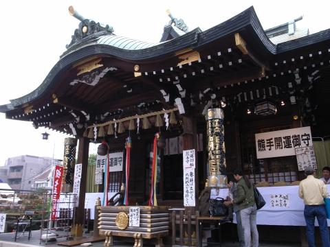 大鳥神社 本殿
