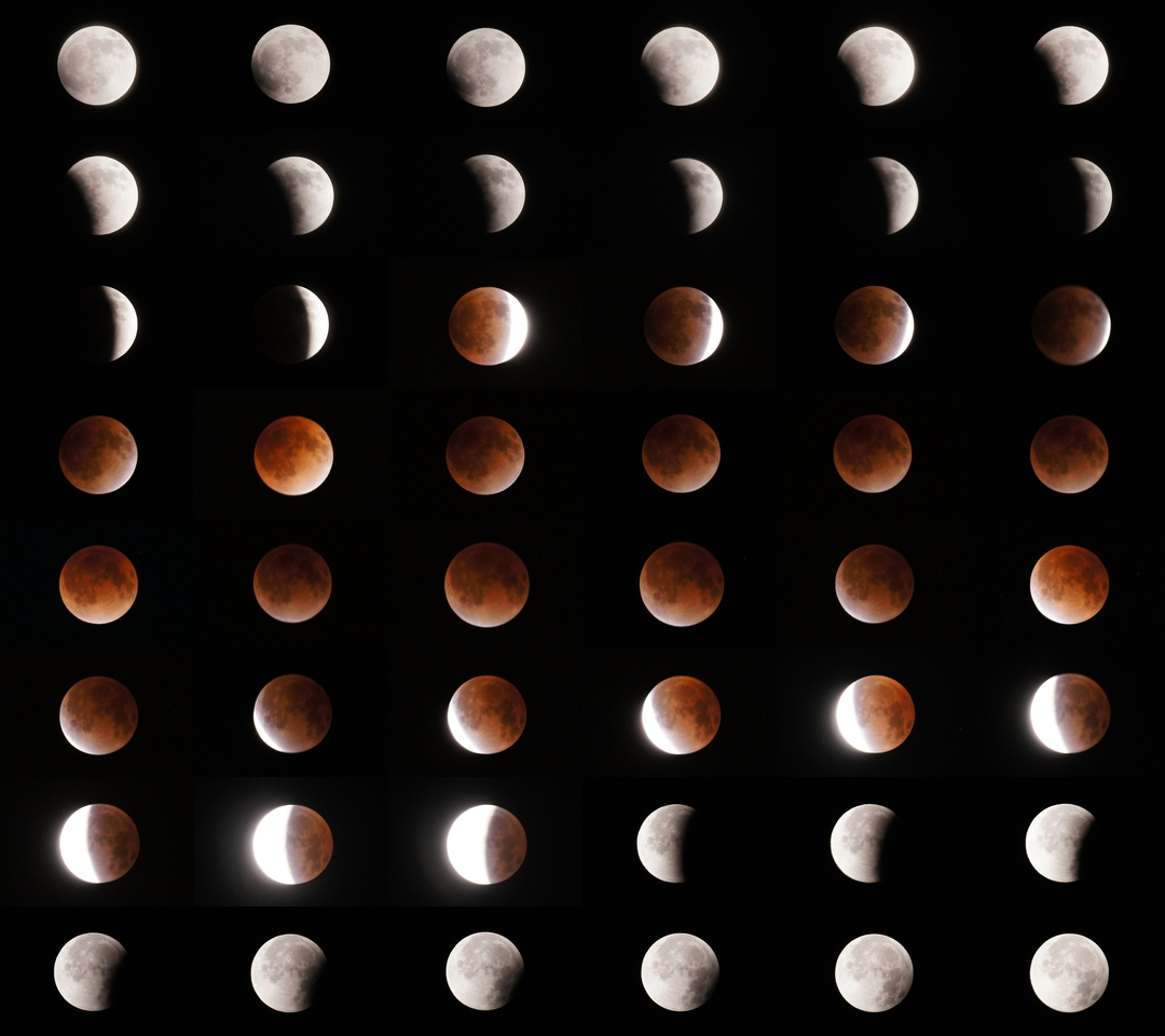 月食一覧・四角バージョン
