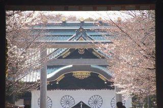 神門からの眺め