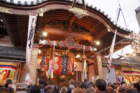 鷲在山(じゅざいさん)長国寺