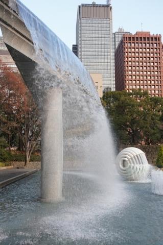噴水の構造