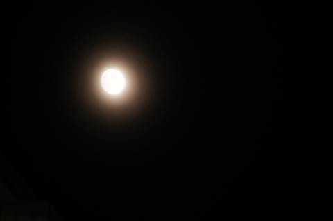 悠真と後の月見