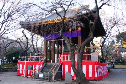 増上寺の鐘