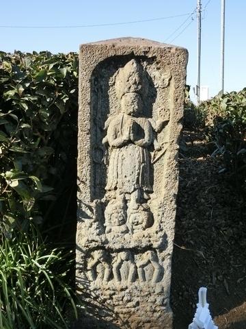 三ヶ島庚申塔
