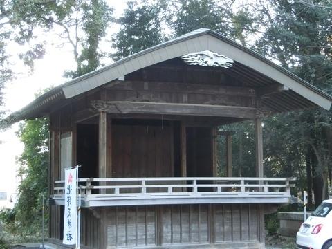 北野天神社神楽殿