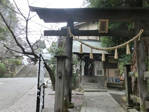 所澤神明社蔵殿神社