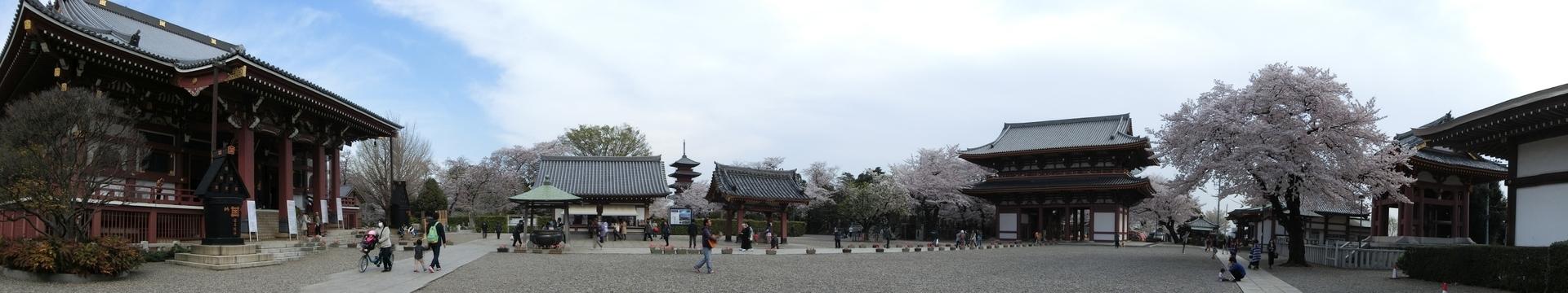 池上本門寺境内