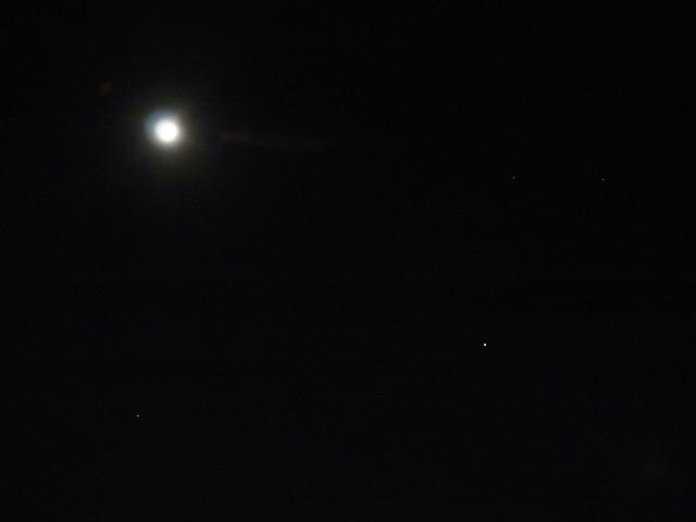 月・木星・双子座