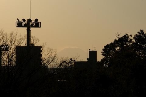 富士山20200205