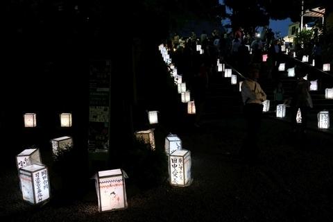 第11回野老澤行灯廊火1