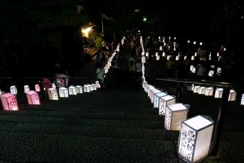 第11回野老澤行灯廊火2