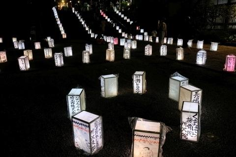 第11回野老澤行灯廊火3