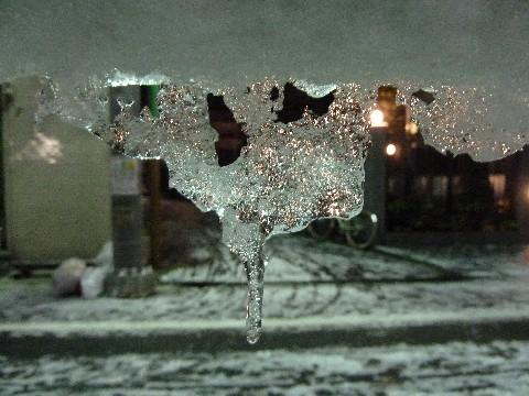 芸術的雪氷