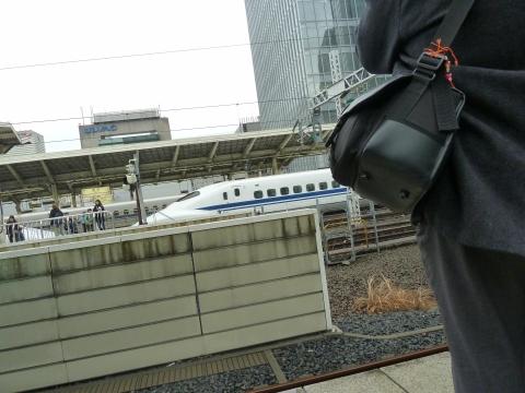 悠真撮影・東海道新幹線