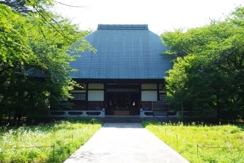 九品仏浄真寺・上品堂