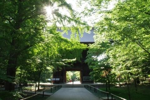 九品仏浄真寺・楼門