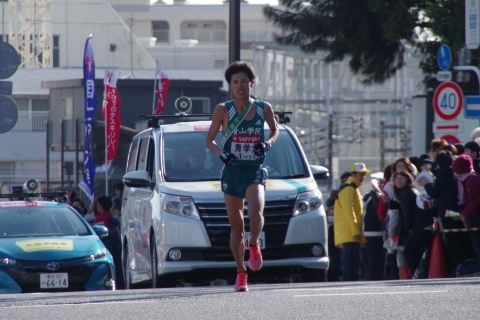 青山学院大学安藤悠哉選手1