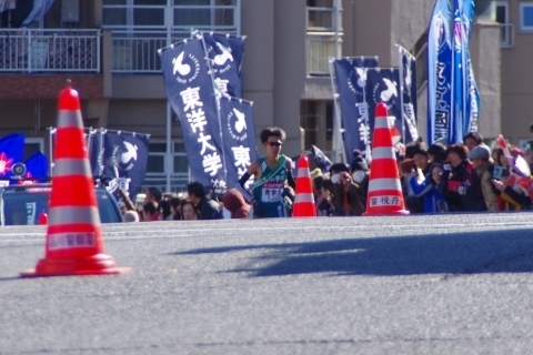青山学院大学 橋間貴弥選手1