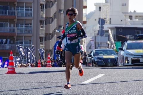 青山学院大学 橋間貴弥選手2